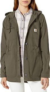 Carhartt Women`s Oc291 Rf HDD Coat