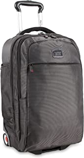 J World New York Bay Business Rolling Backpack