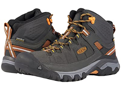 Keen Targhee Exp Mid WP (Raven/Inca Gold) Men