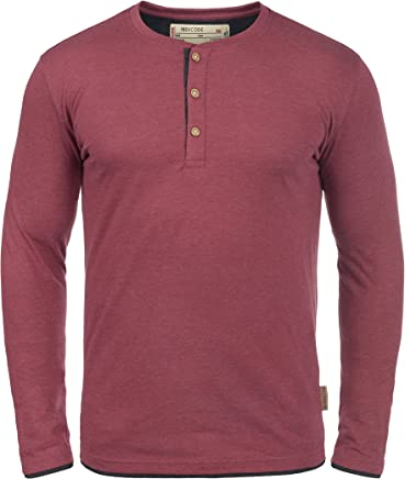 INDICODE Gifford -T-shirt à manches longues- Homme