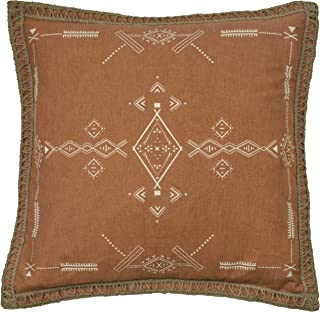furn. Mini Inka Cushion Cover, Terracotta, 45 x 45cm