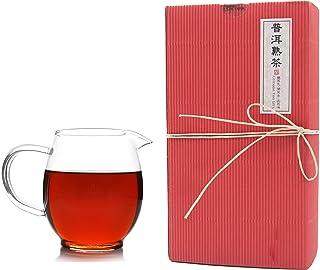 Sponsored Ad - Luxtea Chinese Top10 Famous Tea - Yunnan Ripe Pu er / Aged Pu erh Tea / Puer Puerh Loose Leaf - Grade AA (H...