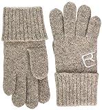 ORTOVOX Unisex-Adult Swisswool Classic Glove Liners, Grey Blend, L