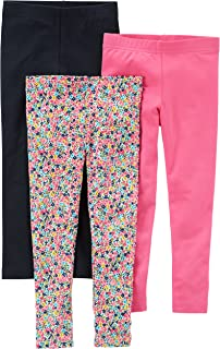 baby girl leggings multipack
