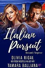 Italian Pursuit (Riviera Security Book 2) Kindle Edition