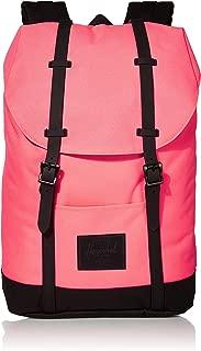 Herschel Supply Co. Retreat Neon Pink/Black One Size