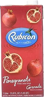 Rubicon, Pomegranate Exotic Juice Drink, 1 Liter(ltr)