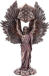 comprar comparacion Nemesis Now Metatron - Figura Decorativa (35 cm), Color Bronce
