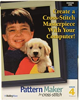 counted cross stitch programs