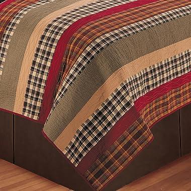 C&F Home Hillside Haven Full/Queen Quilt, 90x92 Inches Full/Queen Multi
