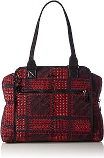 Kipling Damen Faye Fever Tasche mit Tragegriff, 36x29.5x14.5 cm