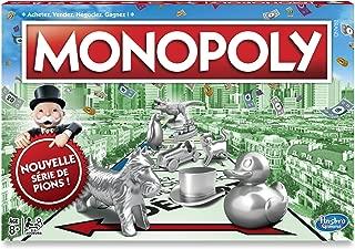 Monopoly Classique - Jeu de societe - Jeu de plateau - Version française