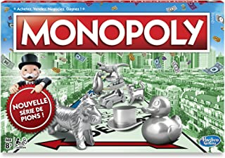 Monopoly - Jeu de Societe Classique - Jeu de Plateau - Version Française