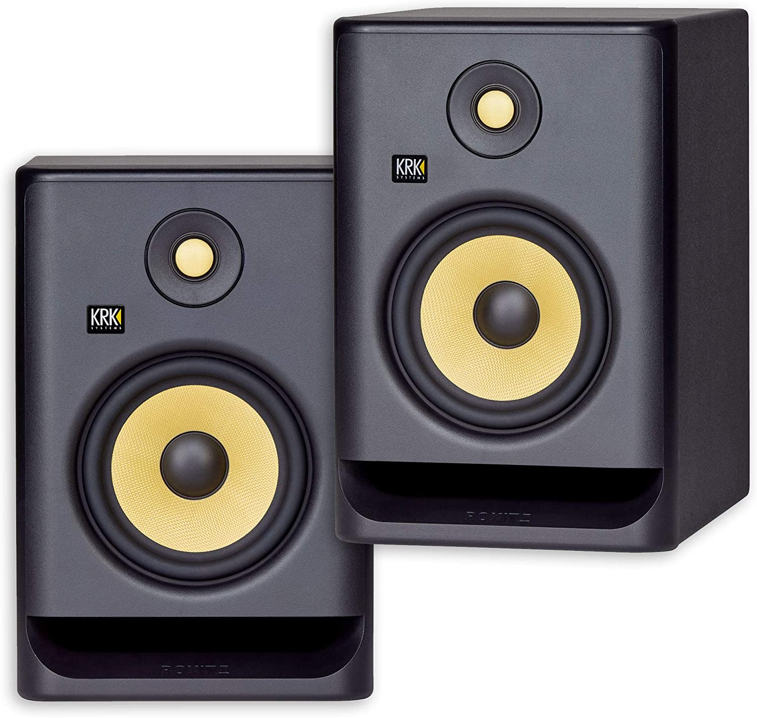 KRK RP5G4-NA Rokit 5 Generation 4 Courier shipping free Powered Factory outlet Pair - Studio Monitor