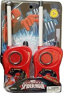 Marvel Spiderman Walkie Talkies