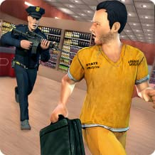 Prison Escape Supermarket Rush Simulator Mission 3D: Prisoner Alcatraz Jail Breakout Thrilling Action Adventure Sim Games For Kids Free 2018