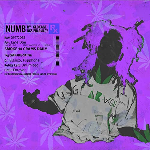 Numb [Explicit] by Glokage on Amazon Music - Amazon com