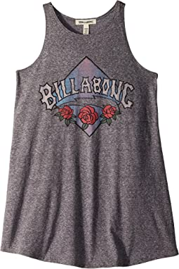 Billabong Kids Choose You Dress (Little Kids/Big Kids)