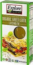 Organic Green Lentil Lasagne 8oz Package