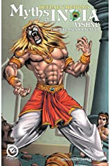 MYTHS OF INDIA VISHNU (THE NARASIMHA AVATAR) Kindle Edition