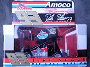 Sprint Car Dave Blaney No. 93 Amoco 2001 Edition 1:64 scale die-cast by Racing Champions
