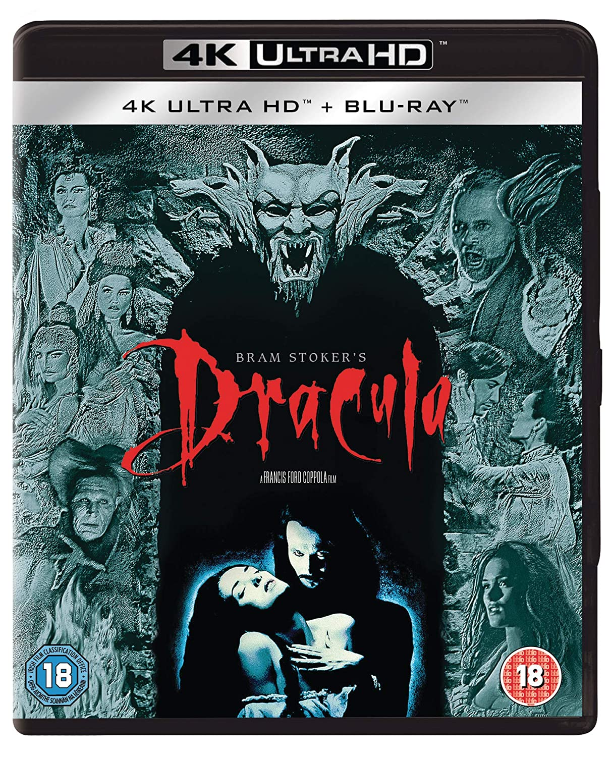 Bram Max 78% OFF Stoker's Dracula 4K Ultra Fre Limited time trial price Region Blu-ray HD 2019