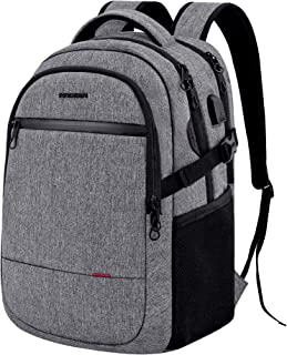KROSER Laptop Backpack 15.6 Inch Ultra Light Computer Backpack Stylish Water-repellent College Backpack with USB charging ...