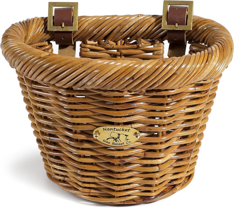 Nantucket Bicycle Basket Co. Children's D-Shape Basket