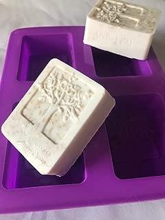 5 pound silicone soap mold