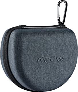 Mpow Headphone Carrying Case for Mpow 059/ Mpow H5/H12/H17/H20, Foldable Headphones of Other Brands, Storage Bag Pouch for...