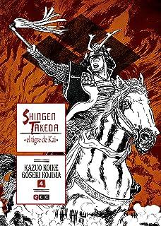 Shingen Takeda, el tigre de Kai núm. 4
