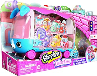 Shopkins Cutie Cars : Cupcake Van (Bilingual)
