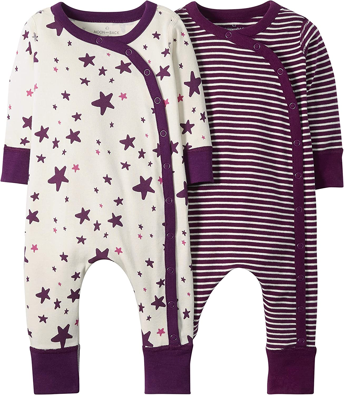 Moon and Back by Hanna Inventory cleanup selling sale Andersson Pack Dallas Mall Organic Toddler 2 Baby Lon