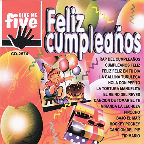 Feliz Cumpleaños by Los Repapa on Amazon Music - Amazon.com