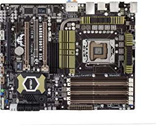 ASUS Socket 1366/Intel X58/Quad SLI & Quad CrossFireX/SATA3.0&USB3.0/A&GbE/ATX Motherboard s SABERTOOTH X58