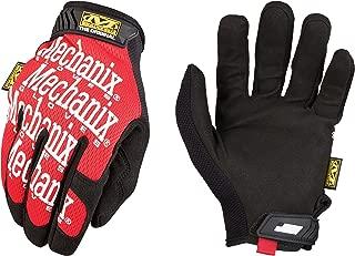 Mechanix Wear - Original Work Gloves (Medium, Red)