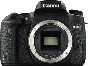 Canon DSLR camera EOS 8000D body 24.2 million pixels EOS8000D [International Version, No Warranty]