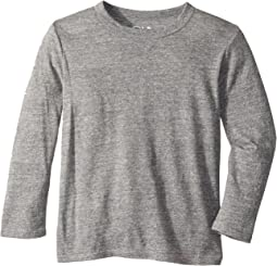 Chaser Kids - Super Soft Long Sleeve Crew Neck Tee (Little Kids/Big Kids)