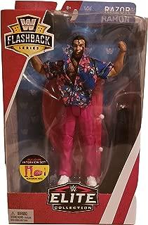 Mattel WWE Elite Collection Flashback Series Exclusive Razor Ramon Figure