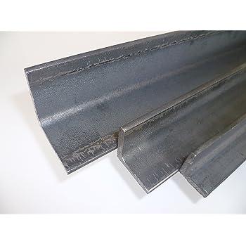 Quadratrohr Stahlrohr Hohlprofil Vierkantrohr 2000mm L/änge 50x50x5