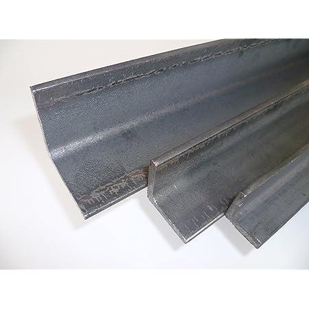 Oberfl/äche blank gewalzt L/änge 200 cm S235 Winkel gleichschenklig Winkelprofil roh Stahl ST37 Abmessung 30 x 30 x 4 mm
