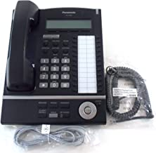 Panasonic KX-T7630-B 24-Button 3-Line LCD Display Telephone (Renewed)