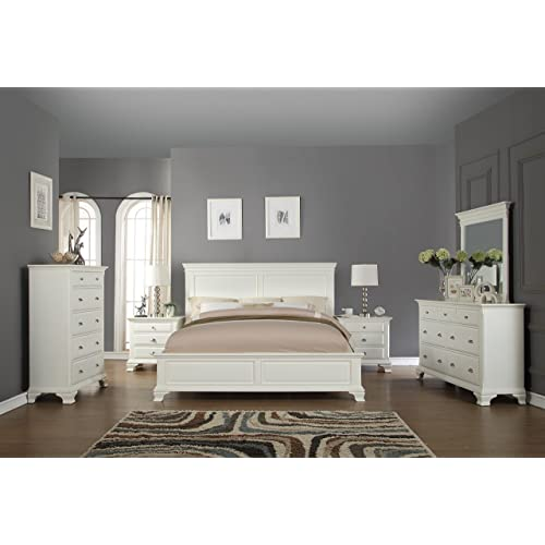 White King Bedroom Set: Amazon.com