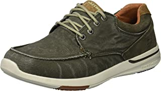 Skechers Men's Relaxed Fit-Elent-Arven Boat Shoe