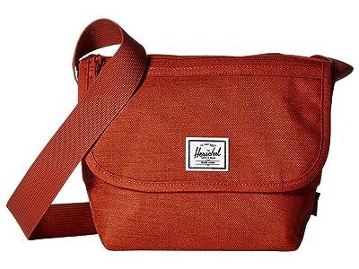 Herschel Supply Co. Grade Mini (Picante Crosshatch) Messenger Bags