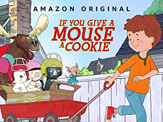 If You Give A Mouse A Cookie Season 2, Part 1