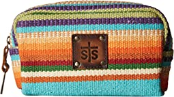 STS Ranchwear The Bebe Serape Cosmetic Bag
