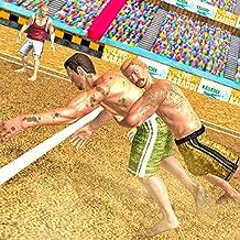 Kabaddi Fighting - Knockout Wrestling Game