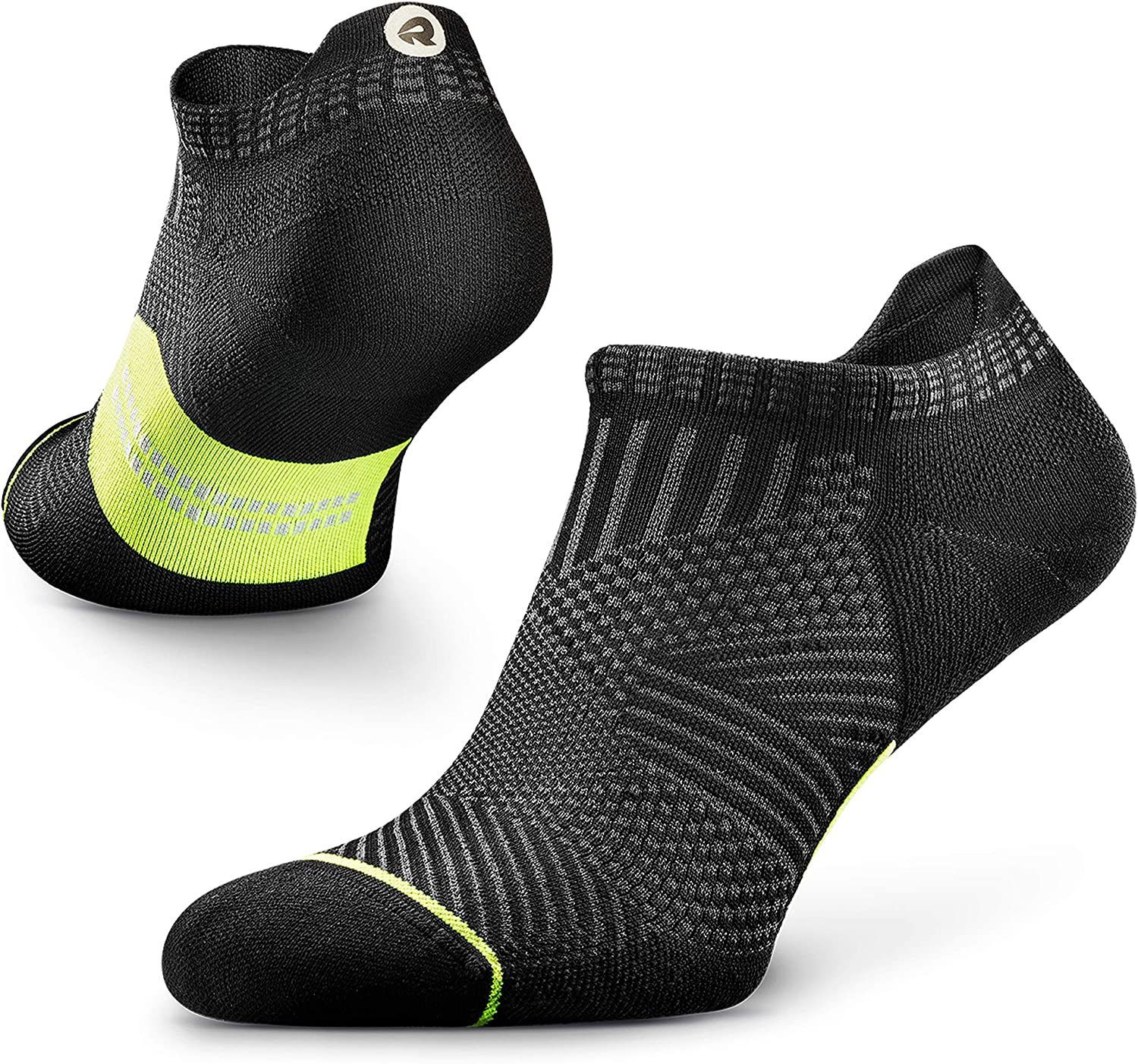 Rockay Accelerate Anti-Blister Max Cushion Men for Max 51% OFF Running Be super welcome Socks
