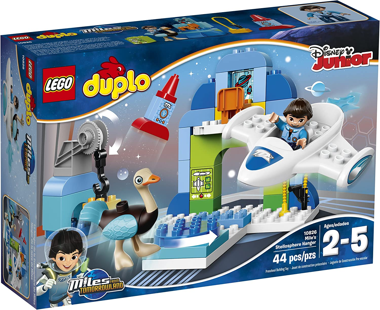 LEGO DUPLO Miles' Stellosphere Hangar 10826